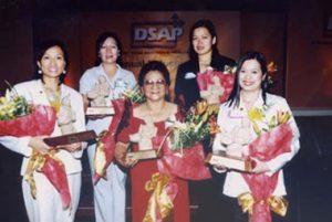 DSAP 2003 HALL OF FAME