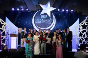 20th Industry Awards, Sales Achiever Awardees 2015