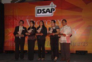 DSAP 2009 HALL OF FAME