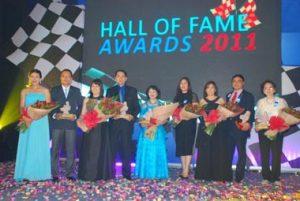DSAP 2011 HALL OF FAME