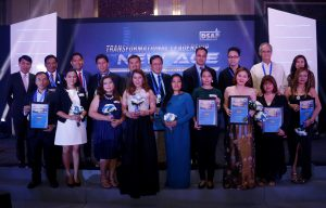 DSAP Entrepreneur of the Year Awardees 2016 Batch 2