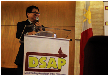 Joey Sarmiento, DSAP Chairman, opened the event by sharing the results of the 2017 DSAP Statistical Survey.