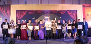 2nd batch of Entrepreneur of the Year Awardees with Juls Buted