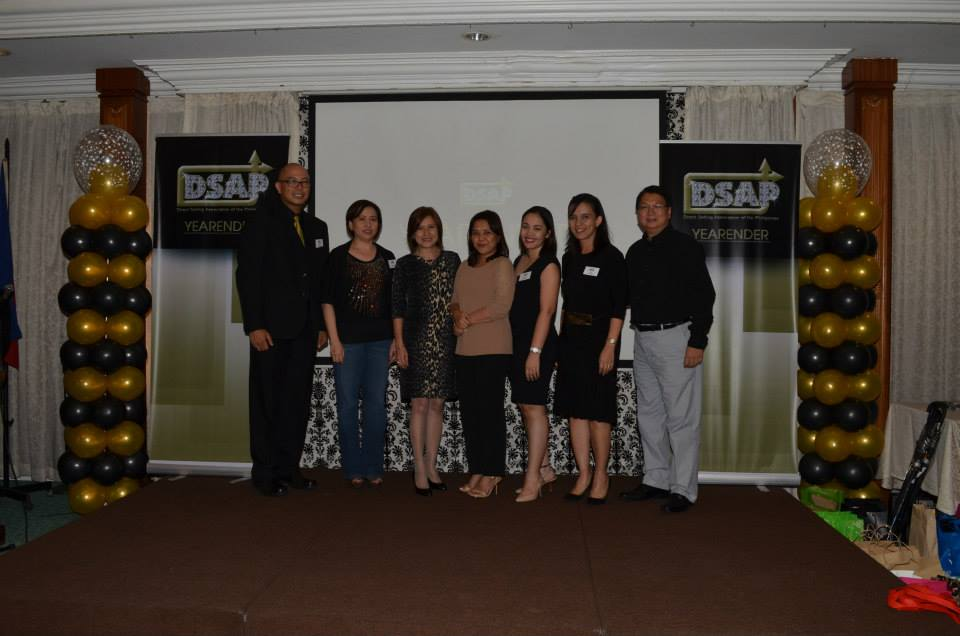 DSAP Yearender and Christmas Party 2014